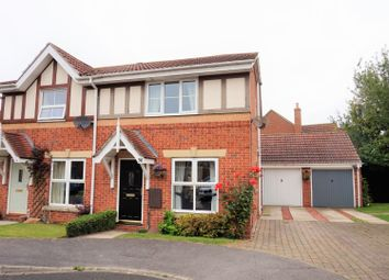 Thumbnail 3 bedroom semi-detached house for sale in The Meadows, York