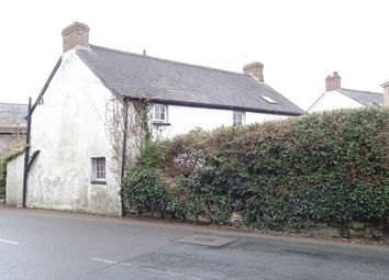 Thumbnail 3 bed cottage for sale in Nottage Village, Porthcawl