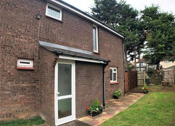 Thumbnail 3 bed end terrace house to rent in Curtis Close, Mill End, Rickmansworth