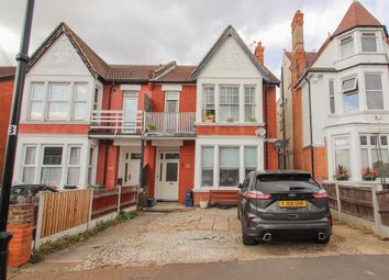 Thumbnail 2 bed flat for sale in Cobham Road, Westcliff-On-Sea
