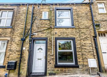 Thumbnail 1 bed terraced house for sale in Green Terrace Square, Savile Park, Halifax