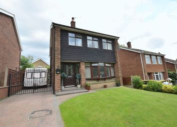 Thumbnail 3 bed detached house for sale in Brankwell Crescent, Bottesford, Scunthorpe