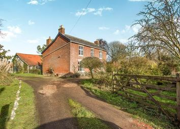 Thumbnail 4 bed detached house for sale in Besthorpe, Attleborough, Norfolk