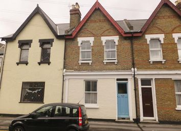 Thumbnail 2 bed terraced house to rent in Westcroft Road, Wallington, Surrey
