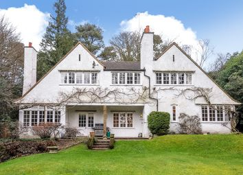 Thumbnail 6 bed detached house to rent in Hindhead Road, Hindhead