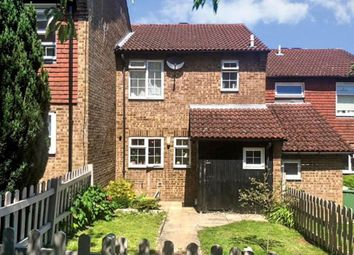Thumbnail 3 bed terraced house for sale in Plaiters Way, Bidwell, Dunstable