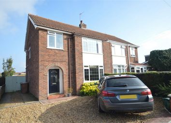 Thumbnail 3 bed semi-detached house for sale in Parana Road, Sprowston, Norwich, Norfolk