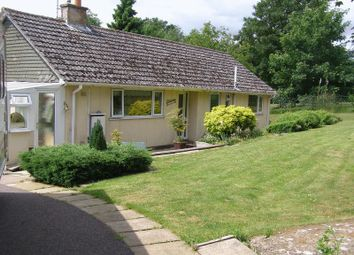 Thumbnail 3 bed detached bungalow to rent in Eynsham Road, Cassington, Witney