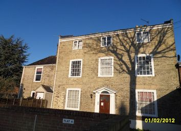Thumbnail 1 bedroom flat to rent in St. Marys Terrace, Flixton Road, Bungay