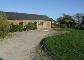 Thumbnail 3 bed cottage to rent in Home Farm Cottage, Crundale, Haverfordwest