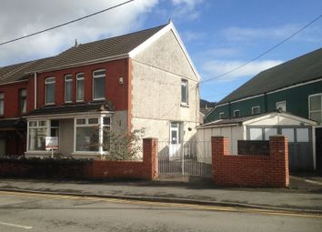 Thumbnail 4 bed end terrace house for sale in Old Road, Briton Ferry, Neath