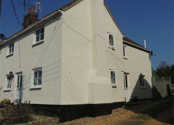 Thumbnail 2 bed cottage for sale in Upgate Street, Southery, Downham Market