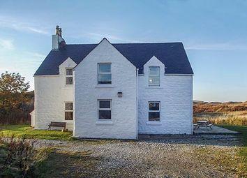 Thumbnail 4 bed detached house for sale in Old Manse, Flashadder, Edinbane, Isle Of Skye