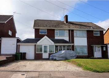 Thumbnail 4 bedroom semi-detached house for sale in Sandy Lane, Wolverhampton