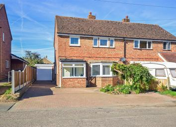 Thumbnail 3 bed semi-detached house for sale in Forge Lane, Whitfield, Dover, Kent