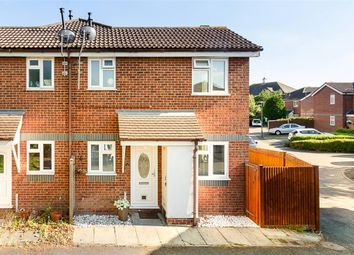 Thumbnail 1 bed property for sale in Chiltern Close, Worcester Park, Surrey