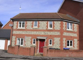 Thumbnail 3 bed semi-detached house to rent in Shears Drive, Amesbury, Salisbury