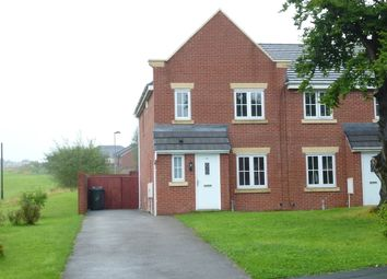 Thumbnail 4 bedroom mews house to rent in Keepers Wood Way, Chorley