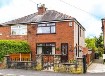 Thumbnail 3 bed semi-detached house for sale in Hulme Grove, Leigh, Lancashire