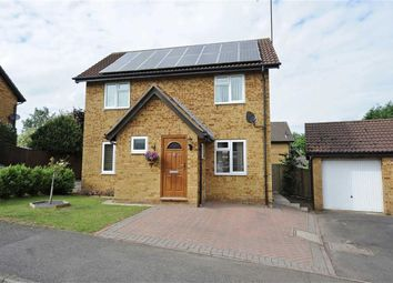 Thumbnail 3 bed detached house for sale in Chatsworth Drive, Wellingborough