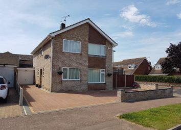 Thumbnail 5 bed detached house for sale in Mallard Way, Bradwell, Great Yarmouth