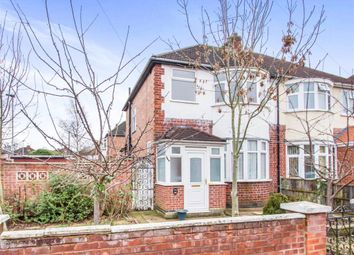 Thumbnail 3 bed semi-detached house to rent in Alton Road, Leicester