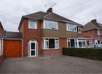 Thumbnail 3 bed semi-detached house for sale in Landor Road, Leamington Spa