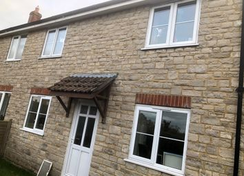 Thumbnail 2 bedroom terraced house for sale in Leigh, Sherborne