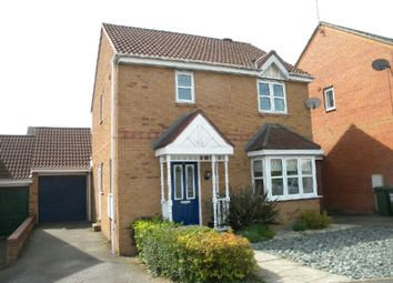 Thumbnail 3 bed detached house to rent in Impey Close, Thorpe Astley, Leicester