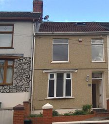 Thumbnail 3 bed terraced house for sale in Oaklands, Troedyrhiw, Merthyr Tydfil