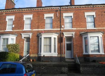 Thumbnail 7 bed terraced house to rent in North Street, Derby