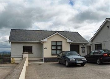 Thumbnail 1 bed bungalow to rent in Llanarthney, Carmarthen