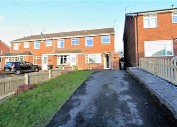 Thumbnail 3 bedroom town house for sale in Sandstone Close, Dudley