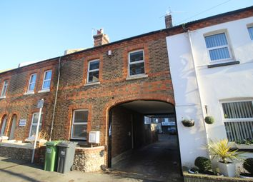 Thumbnail 2 bedroom terraced house to rent in Commercial Road, Upperton, Eastbourne