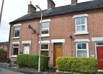 Thumbnail 2 bed terraced house for sale in Victoria Road, Market Drayton