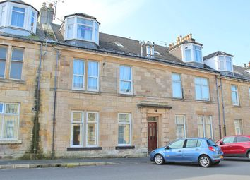 Thumbnail 2 bed flat for sale in Winton Street, Ardrossan, Ayrshire