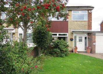 Thumbnail 3 bed semi-detached house for sale in Station Road, Dunscroft, Doncaster