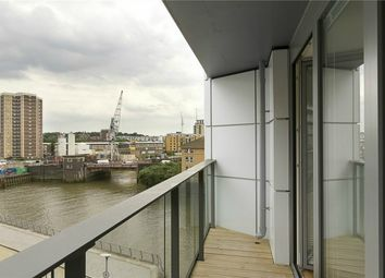 Thumbnail 2 bedroom flat for sale in Empire Reach, 4 Dowells Street, Greenwich, London