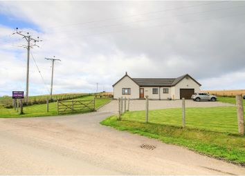 Thumbnail 4 bed detached bungalow for sale in Portmahomack, Tain