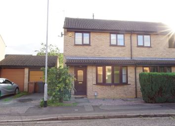 Thumbnail 3 bed semi-detached house to rent in Ringwood, Bretton, Peterborough