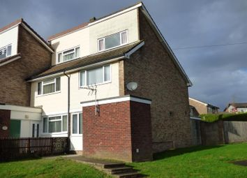 Thumbnail 3 bed town house to rent in Middle Way, Bulwark, Chepstow