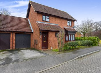 Thumbnail 3 bedroom detached house for sale in Isaacson Drive, Wavendon Gate, Milton Keynes