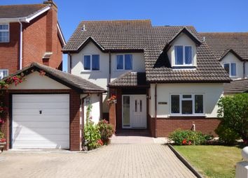 4 bed detached house for sale in Holcombe Road, Holcombe, Dawlish EX7