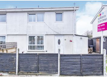 Thumbnail 3 bed semi-detached house for sale in Birds Nest Avenue, New Parks, Leicester