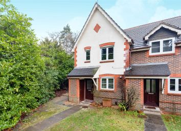 Thumbnail 3 bed end terrace house to rent in Francis Way, Camberley, Surrey