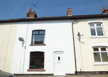 Thumbnail 2 bed terraced house to rent in Bosworth Road, Measham, Swadlincote