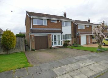 Thumbnail 4 bed detached house for sale in Freckleton Drive, Bury, Greater Manchester