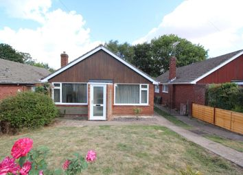 Thumbnail 3 bed bungalow for sale in Somerville Close, Waddington, Lincoln