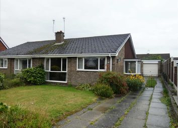 Thumbnail 2 bed semi-detached bungalow for sale in Jacklins Approach, Bottesford, Scunthorpe