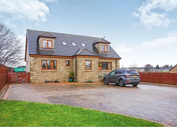Thumbnail 5 bed detached house for sale in Mosscastle Road, Slamannan